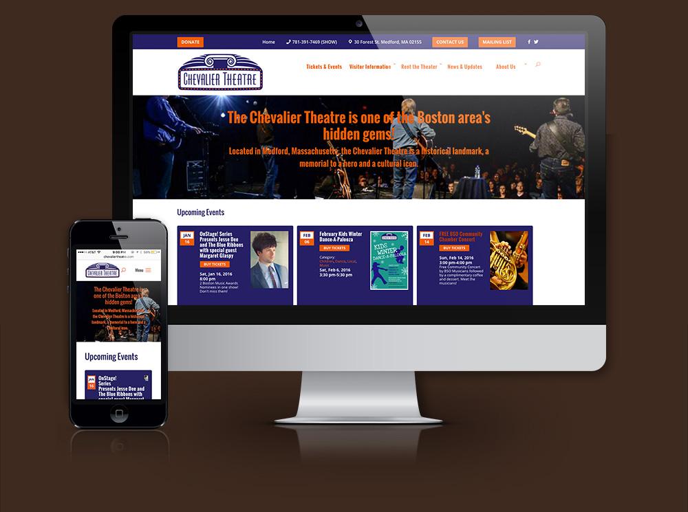 Historical Theatre Website