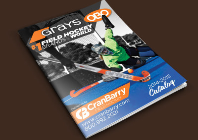 CranBarry Field Hockey 2013-2014 Catalog