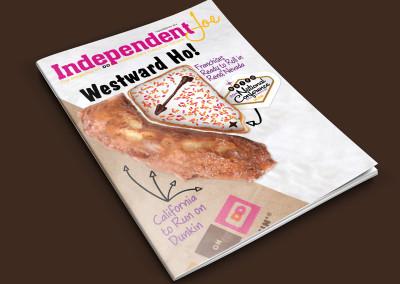 Award-Winning Magazine Cover