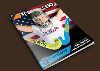 CranBarry Field Hockey Catalog 2017-2018